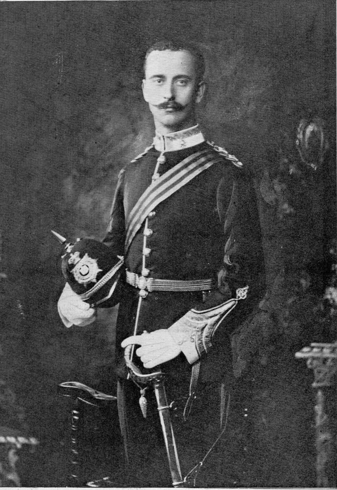 George Lambert in his Privy Councillor's uniform